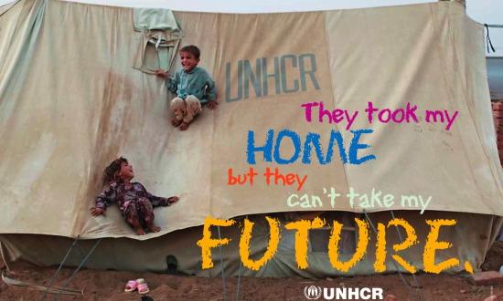 Svetový deň  utečencov –  je ich viac ako 44miliónov