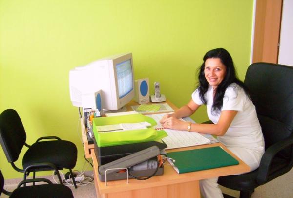 MUDr. Dana Vavricová Ďureje, Ambulancia vnútorného lekárstva